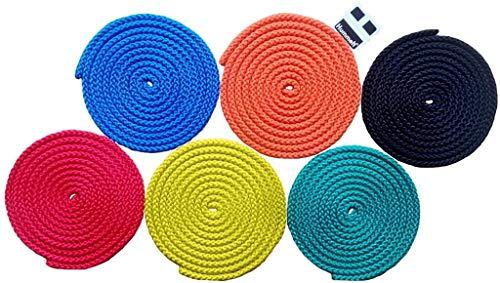 Hummelt Universalseil Spielseil 6er-Set 8mm - 2,5m pro Seil