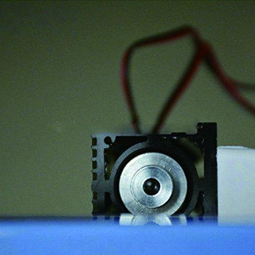 DIY Máquina de Grabado Láser Omnipotente Plotter de Corte 1000mW Mini Máquina de Grabado Pequeño Sello de la Máquina de Corte: Amazon.es: Bricolaje y herramientas