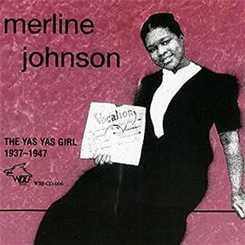 "Merline Johnson ""the Yas Yas Girl"" 1937 - 1947"