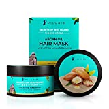 Pilgrim Hair Mask, Spa and Pack (Argan Oil) Treats Damaged, Dry and Frizzy