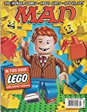 MAD Magazine #526 April 2014, LEGO ISSUE, THE HUNGER GAMES, HBO'S GIRLS.