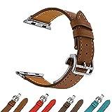 Bracelets De Montre Apple Bracelet De Montre Bande De Remplacement Compatible avec...