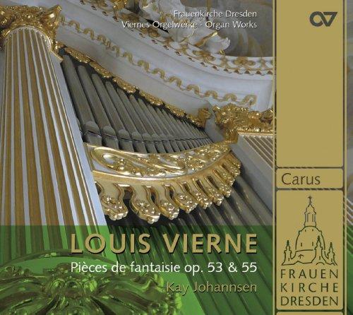 Louis Vierne: 24 Pièces de Fantaisie Vol.2 (op. 53 & op. 55)