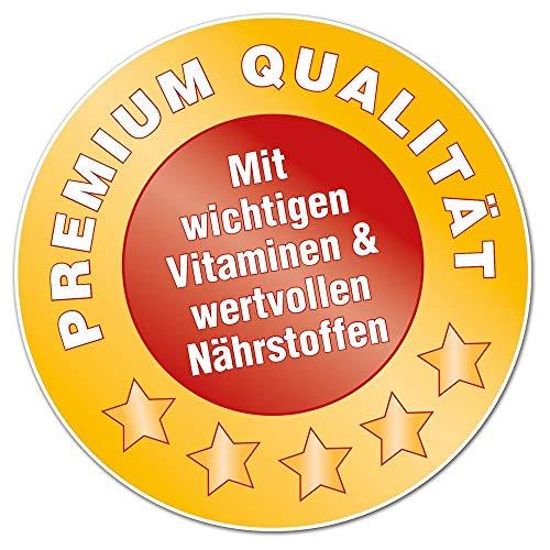 AQUALITY PREMIUM Futter-Tabletten MIX '20 Sorten' 1.000 ml (Eine täglich ausgewogene Mischung von 20 verschiedenen Futtertablettensorten für Ihre Aquarium-Fische. Leckeres Fischfutter in Premium-Qualität) - 5