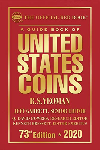 A Guide Book of United States Coins 2020: The Official Red Book