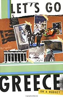 Let's Go Greece 9th Edition