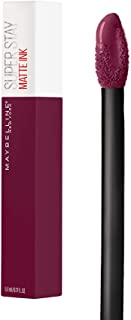 Maybelline New York Super Stay Matte Ink Liquid Lipstick, Transformer, 5g