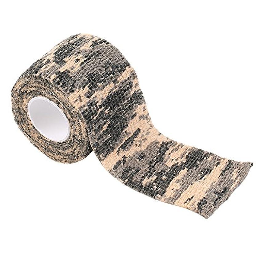DESTINLEE Self-Adhesive Elastic Bandage First Aid Medical Health Care Treatment Gauze Tape