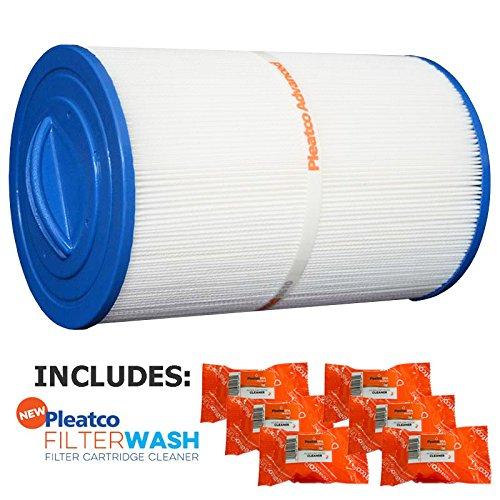 Pleatco Cartridge Filter PMA40L-F2M Master Spas Twilight X268365 w/ 6X Filter Washes