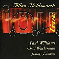 Live by Allan Holdsworth (1997-04-15)