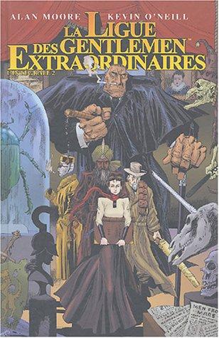 La Ligue des Gentlemen Extraordinaires, intégrale 2
