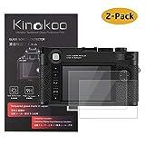 kinokoo Film de Verre trempé pour Leica M10/M10-P Film de Protection d'écran Crystal Clear Leica...