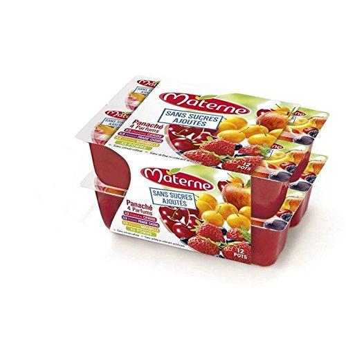 materne sanns Zuccheri Aggiunti panachés 1.18kg–SPEDIZIONE GRATUITA PER I comandi in Francia–prezzo per unità