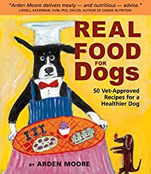 Real Food for Dogs Recipe Book