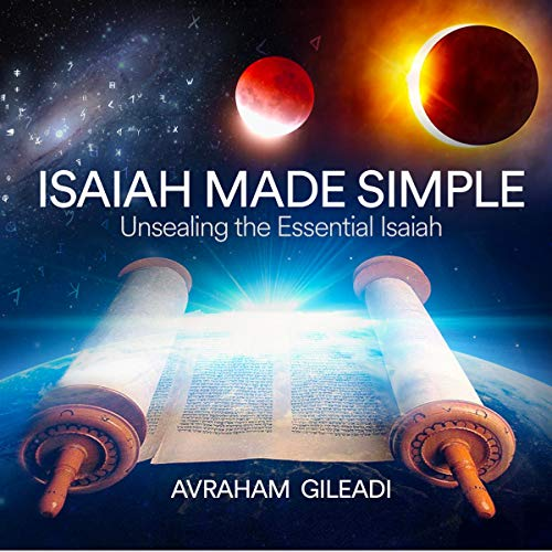 Isaiah Made Simple audiobook cover art