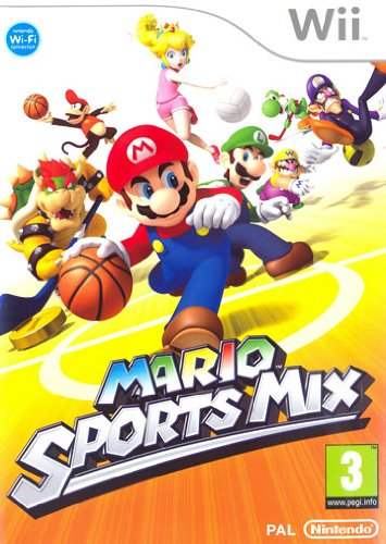 Mario sports mix [import italien]