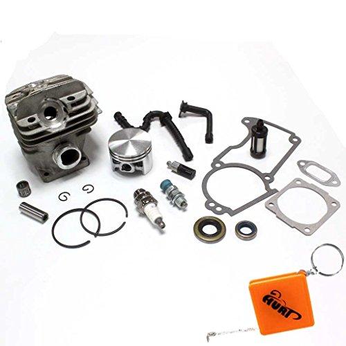 HURI 44 mm Kolben/Zylinder & Dichtsatz/Filter passend für Stihl 026 / MS260