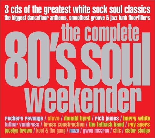 The Complete 80's Soul Weekender