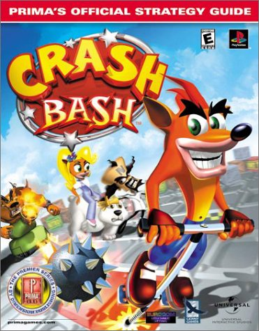 Crash Bash: Prima's Official Strategy Guide
