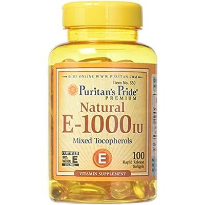vitamin e 1000 iu softgels
