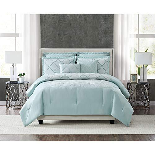 5th Avenue Lux Roya Luxury 7 Piece Comforter Set, King
