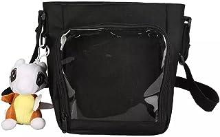 Ita Bag Shoulder Bag Crossbody Itabags Purse Anime School Bag DIY Transparent Bag