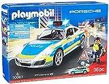 Coche de policía Playmobil City Action 70067 Porsche 911 Carrera 4S, a Partir de 4 años