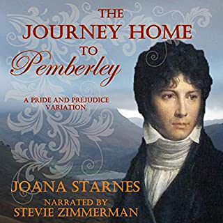 The Journey Home to Pemberley cover art