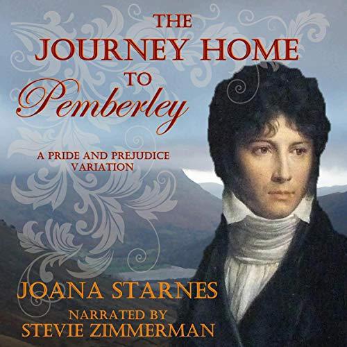 Couverture de The Journey Home to Pemberley