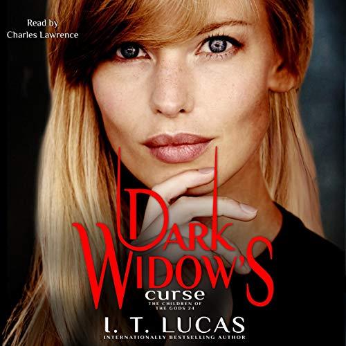 Dark Widow's Curse Audiobook By I. T. Lucas cover art