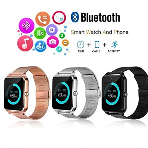 Countia Smart Watch Phone Pedometer Sedentary Remind Sleep Monitor Remote Camera Smart Watches Smartwatches
