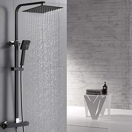 Auralum -   Duschsystem mit