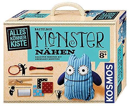 KOSMOS AllesKönnerKiste: Monster nähen für Anfänger