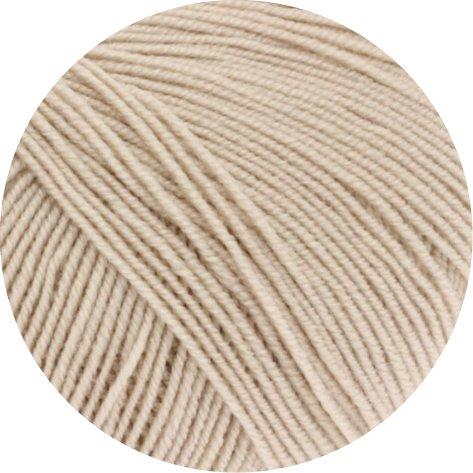 Lana Grossa Cool Wool Baby 50 g 212 - Grège
