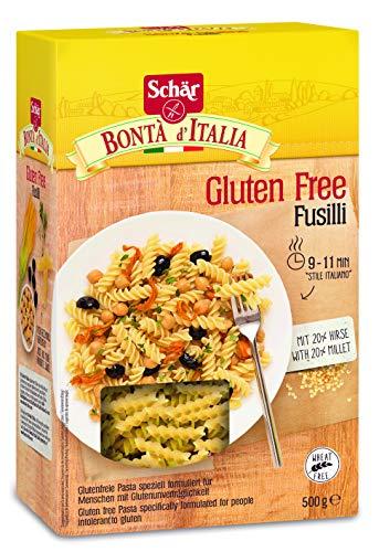 Fusilli Pasta senza Glutine 500 G