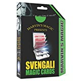 Marvin's Magic - Magic Svengali Magic Card Tricks Set | 25 Amazing Magic Tricks For Adults & Children | All Routines Carefully Explained | Suitable for Age 8+