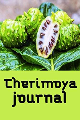 cherimoya journal: Gift Idea for cherimoya Lover