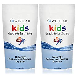 westlab kids dead sea bath salts