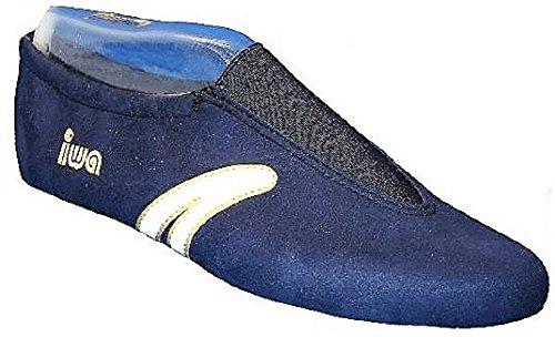 IWA 499 Kunstturnschuh von dunkelblau/Navy: Größe: 37