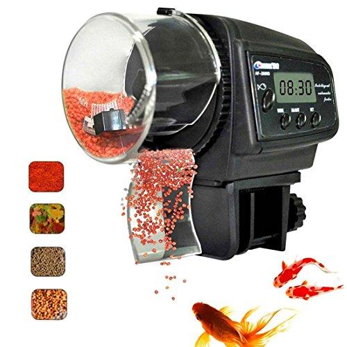 Automatic Fish Feeder