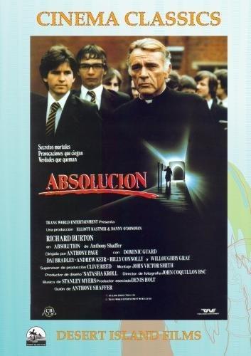 Absolution by Richard Burton