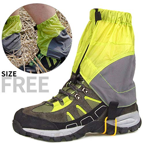 YFTM-OD Mountaineering Sneeuw Cover_Outdoor Mountaineering Sneeuw Cover Leggings Gecoat Siliconen Nylon Lopen Lichtgewicht Voet Cover