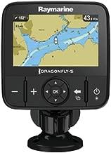 Raymarine Dragonfly 5M Gold GPS w/Navionics Gold Lakes, Rivers & Coastal Maps Marine , Boating Equipment