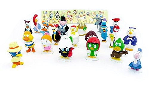 Kinder Überraschung, Calimero Figurensatz 2 mit Beipackzettel (20 Figuren)