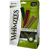 WHIMZEES Natural Dental Dog Chews Long lasting, Small Stix, 28 Pieces