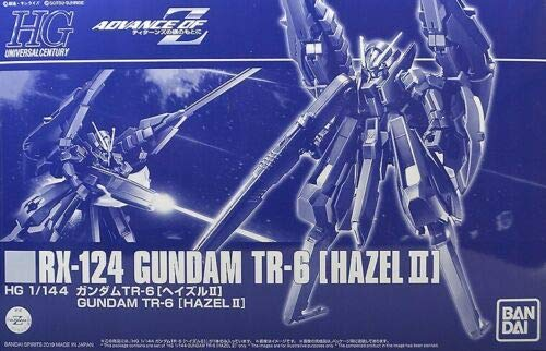 Bandai 1/144 HG RX-124 Gundam TR-6 Hazel II