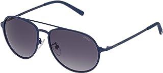 Sting - SST00455092E Gafas de sol, Azul, 55 para Hombre