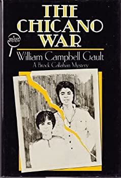 The Chicano War 0802756409 Book Cover