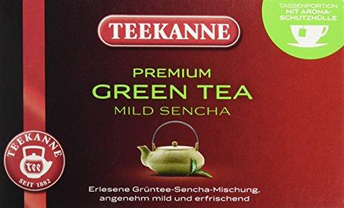 Teekanne Premium Green Tea 20 Beutel, 5er Pack