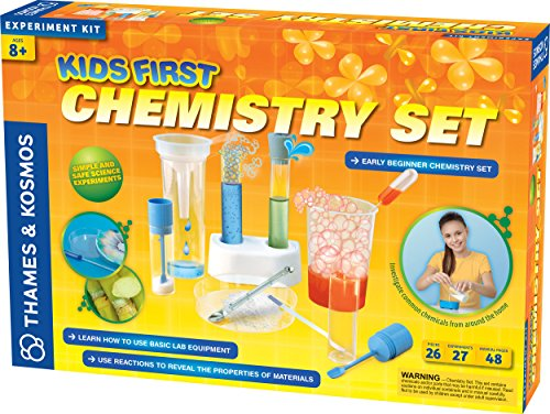 Lowest Prices! Thames and Kosmos Kids First Chemistry Set Science Kit